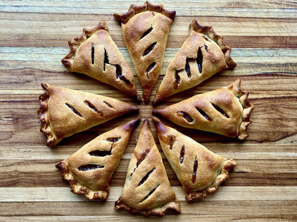 Chef Sohla El-Waylly's apple (hand) pie